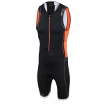 HUUB Trisuit CORE Męski BLACK/ORANGE