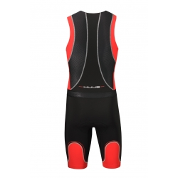 HUUB Trisuit CORE Męski BLACK/RED